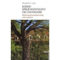 Kirke-Sprængningen og Danmark. NY BOG