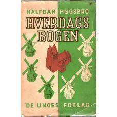 Hverdagsbogen, af Halfdan Høgsbro