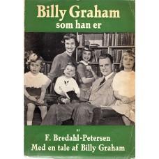 Billy Graham, som han er