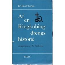 Af en Ringkøbingdrengs historie, Lægemissionær S. A. Ellerbæk