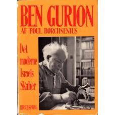 Ben Gurion, det moderne Israels skaber