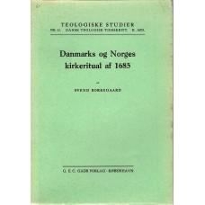 Danmarks og Norges kirkeritual af 1685