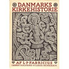 Danmarks Kirkehistorie,  3 bind