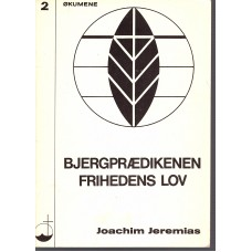 Bjergprædikenen - frihedens lov. Nr. 2