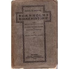 Bornholms kirkehistorie, 2 bind
