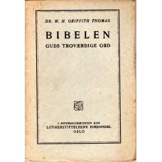 Bibelen Guds troværdige ord