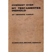 Oversigt over ny testamentes indhold