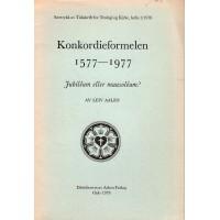 Konkordieformelen 1577-1977