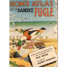 Rom`s Atlas over danske Fugle