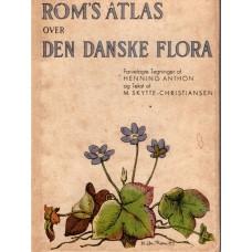 Rom`s Atlas over Den danske flora