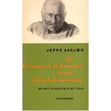 Af Gammel Jehannes hans bivelskistaarri