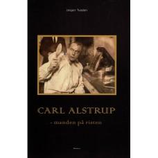 Carl Alstrup - manden på risten (incl. CD)