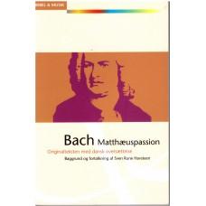 Bach Matthæuspassion (ny bog)