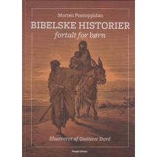 Bibelske historier fortalt for børn (2010) (ny bog)