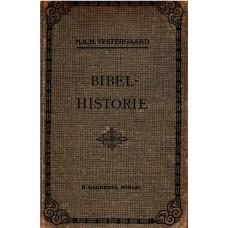 Bibelhistorie med et uddrag af kirkens historie for folkeskolen og mellemskolen