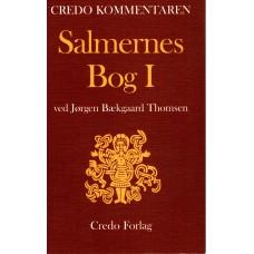 Salmernes bog 1. Bind, Credo kommentaren
