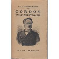 Gordon - en levnedstegning, 1897