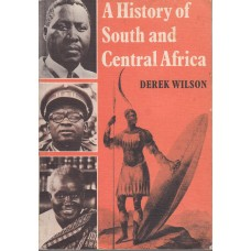 A History of South and Central Africa