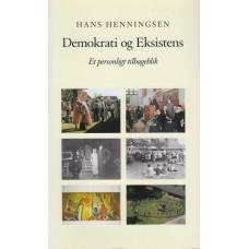 Demokrati og Eksistens