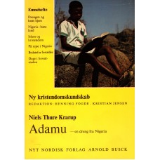 Adamu - en dreng fra Nigeria