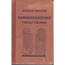 Danmarkshistorie fortalt for børn