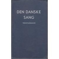Den danske sang - Tekstudgave