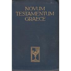 Novum Testamentum Graece,  1932,  1936