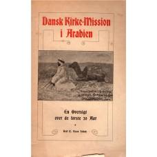 Dansk Kirke-Mission i Arabien