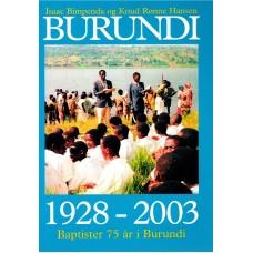 Burundi 1928-2003