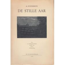 De stille Aar. Fra et sønderjysk Hjem under den første Verdenskrig